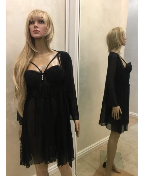 Халат и ночная рубашка